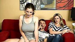 BareBackStudios - Dad thinks Im housewife - Molly Jane - molly jane