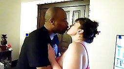 My wife loves afternoon sex and she is a true black cock nympho