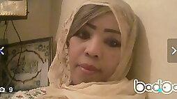 Horny Arab Girl