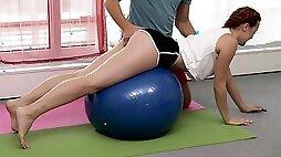 Charlie Red - Perverted Yoga Instructor