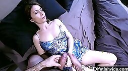 Sex With Sleeping  Stepmother