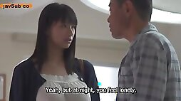 Man fuck his busty Japanese wife