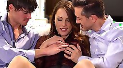 Two Petite Milfs Use Young Man Roleplay