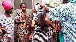 African twerking