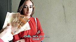 She Needs Cash And Loves Dick - Jordi El Nino Polla and Lucia Nieto