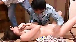 KUMD-012 Yuna Shiina Wife Beautiful Jap AV