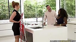 Ebony Agent Ms London Gets Fucked By Her Married Boss