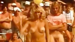 Miss Nude Contest 1970s