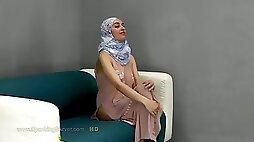 Yasmeena spanking