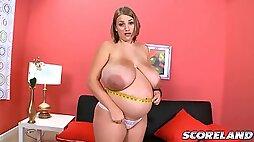 Pregnant Shyla Shy has an Awesome Mother Figure - preggo MILF