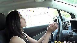 Hot Asian escort Aurora does everything her foreigner desires