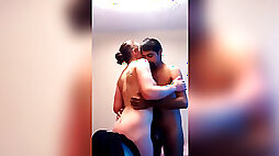 Indian guy records himself smashing white call girls in voyeur