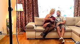 Sex romania sandy big tits before the sequence with stefan steel