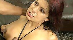 Crazy pornstar Gabby Quinteros in best big tits, gangbang xxx video