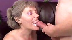Grandma Cumshots Aliz