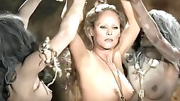Ursula Andress - The Mountain of the Cannibal God (1978)