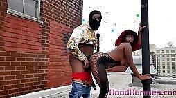 Sky Brooklyn Hood Rat