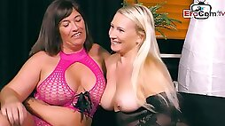 German swinger couple homemade sexparty