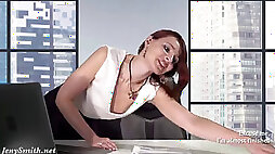 Babe, office, globes